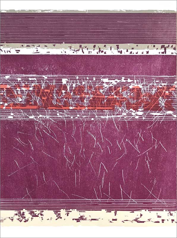 Ken Denning litografi